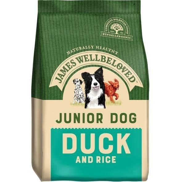 J/w junior  duck & rice